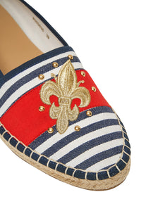 TRADITIONAL ESPADRILLE OLYMPE ODE