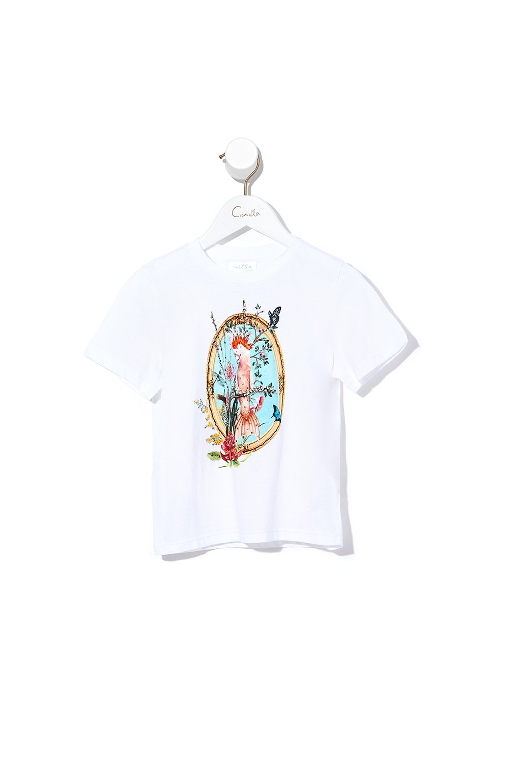 INFANTS SHORT SLEEVE T-SHIRT KINDRED SKIES