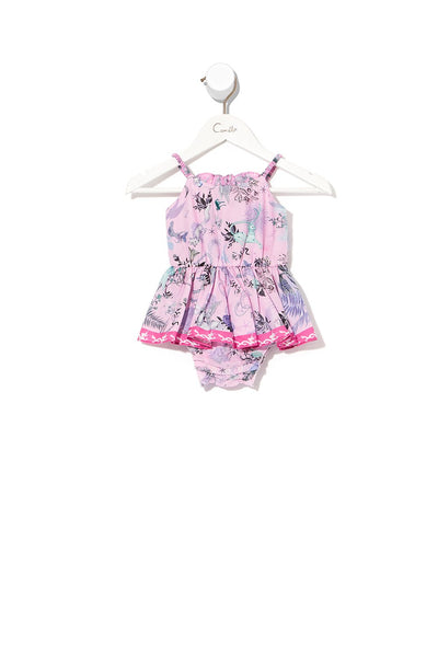 BABIES JUMPDRESS DAWN OF UNIVERSE