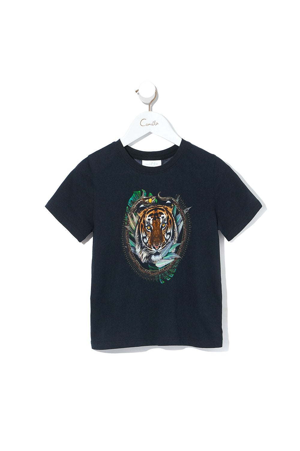 BOYS SHORT SLEEVE T-SHIRT LOST PARADISE
