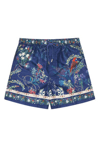 ELASTIC WAIST BOARDSHORT WINGS IN ARMS