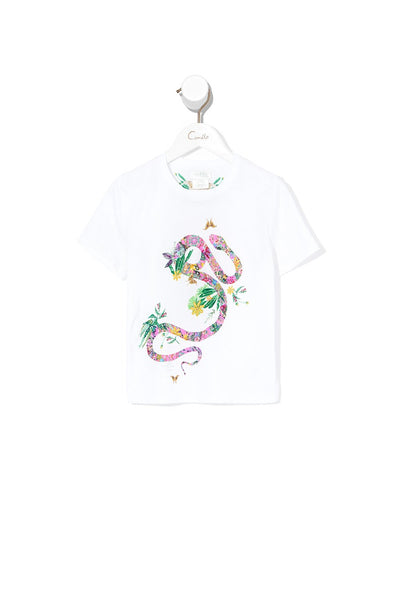 KIDS SHORT SLEEVE T-SHIRT DAINTREE DARLING