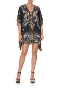 SHORT LACE UP KAFTAN PALACE PLAYHOUSE