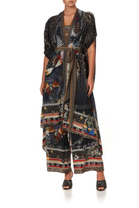 MULTIWEAR DRAPED LAYER TREASURE CHASER