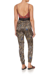 DRAWSTRING PANT WITH CUFFS POETIC ANARCHY