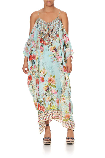 SHOESTRING STRAP KAFTAN A ROYAL STITCH UP