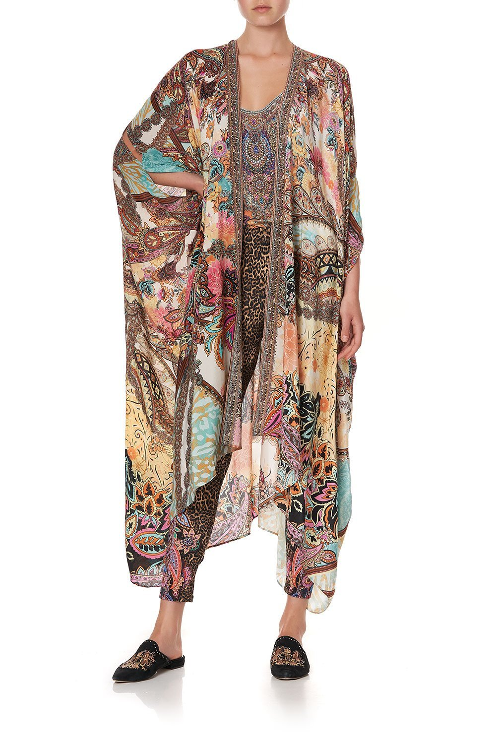 MULTIWEAR DRAPED LAYER CARNABY DISCO