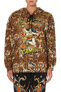 HOODIE WITH POCKETS WONDER WOMAN