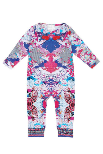 BABIES FULL LENGTH ONESIE SKY OF VENUS