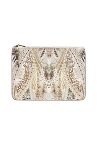 SMALL CANVAS CLUTCH DAINTREE DREAMING