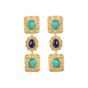 MARILLA EARRINGS MULTI