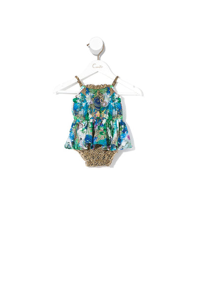 BABIES JUMPDRESS MOON GARDEN