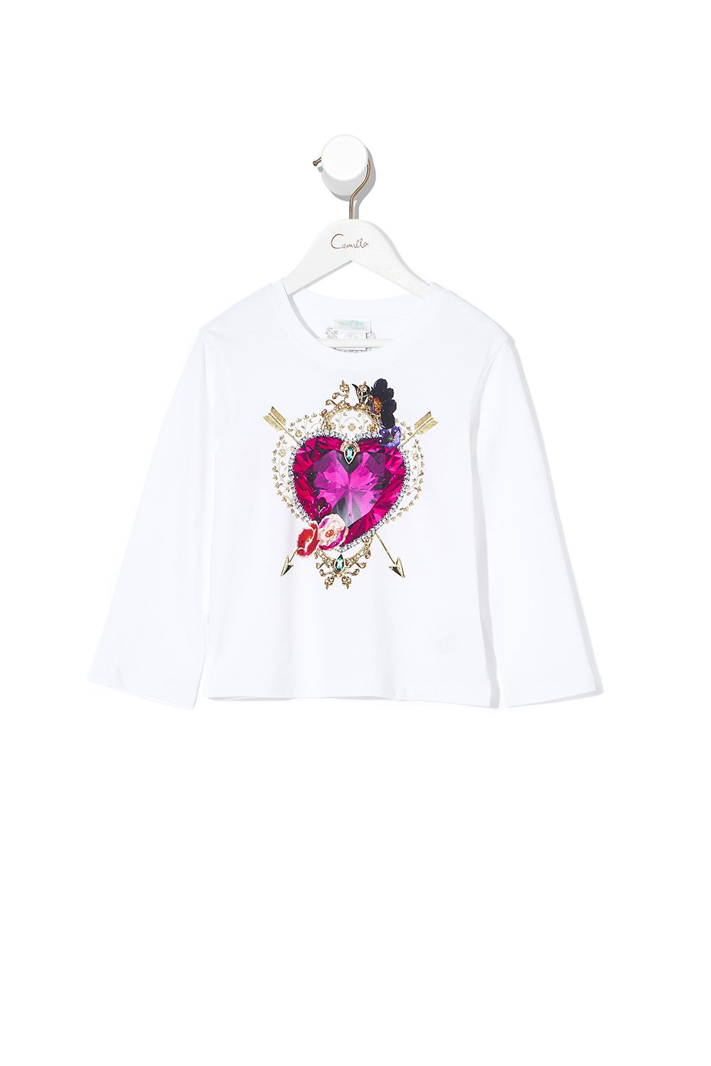 INFANTS LONG SLEEVE TOP BEAUTIFUL BEINGS