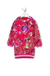INFANTS HOODIE DRESS BEAUTIFUL BEINGS