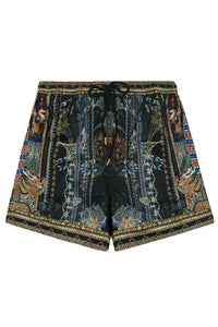 ELASTIC WAIST BOARDSHORT SON OF SEVEN QUEENS