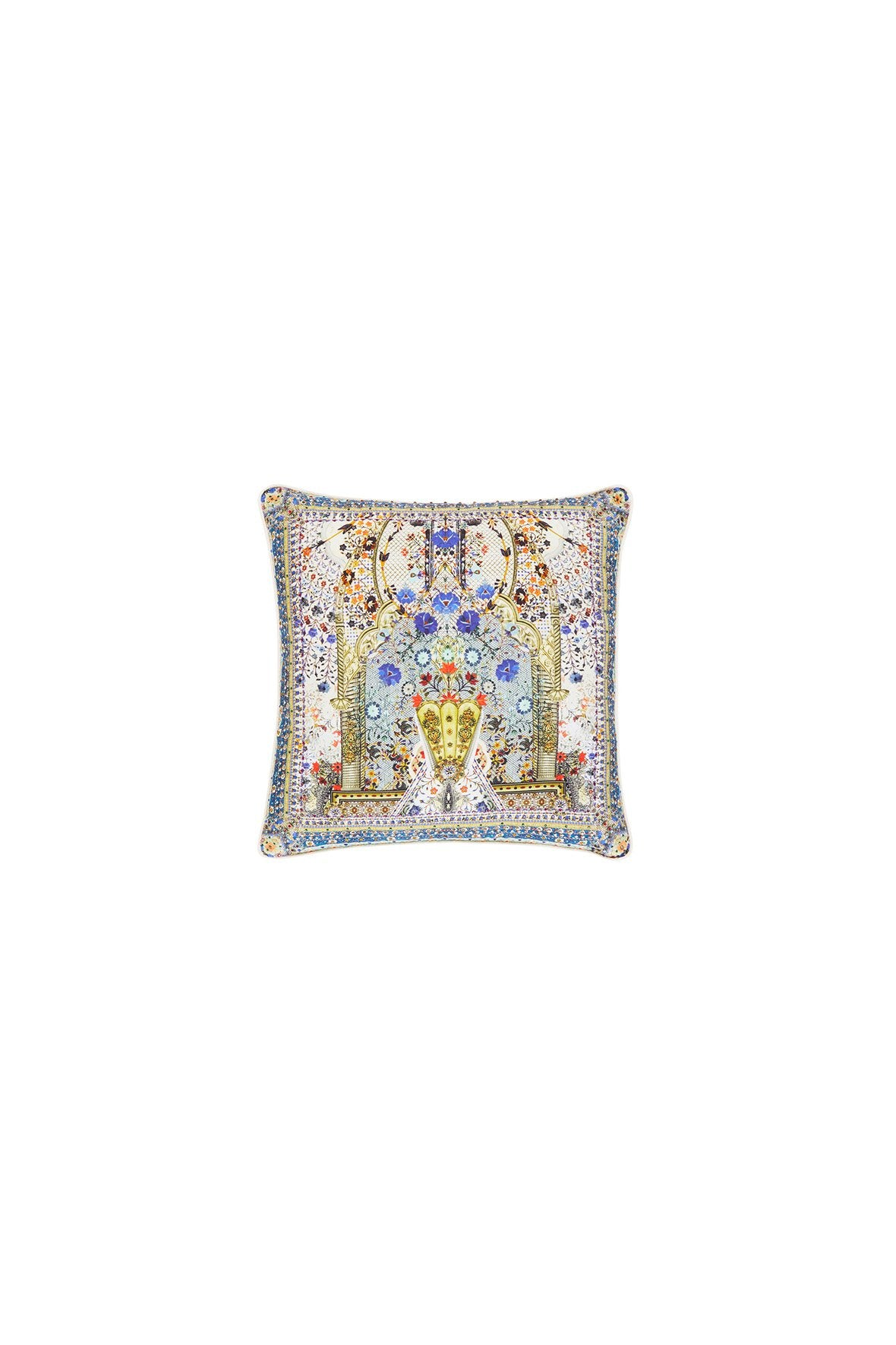 THE BUTTERFLY EFFECT SMALL SQUARE CUSHION