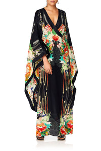 CAMILLA QUEEN OF KINGS KIMONO WSPLIT SLEEVE