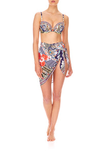 CAMILLA THE LONELY WILD SHORT SARONG