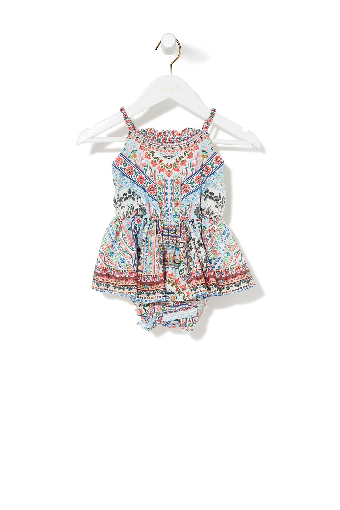 EVERLASTING LIGHT TODDLERS JUMP DRESS
