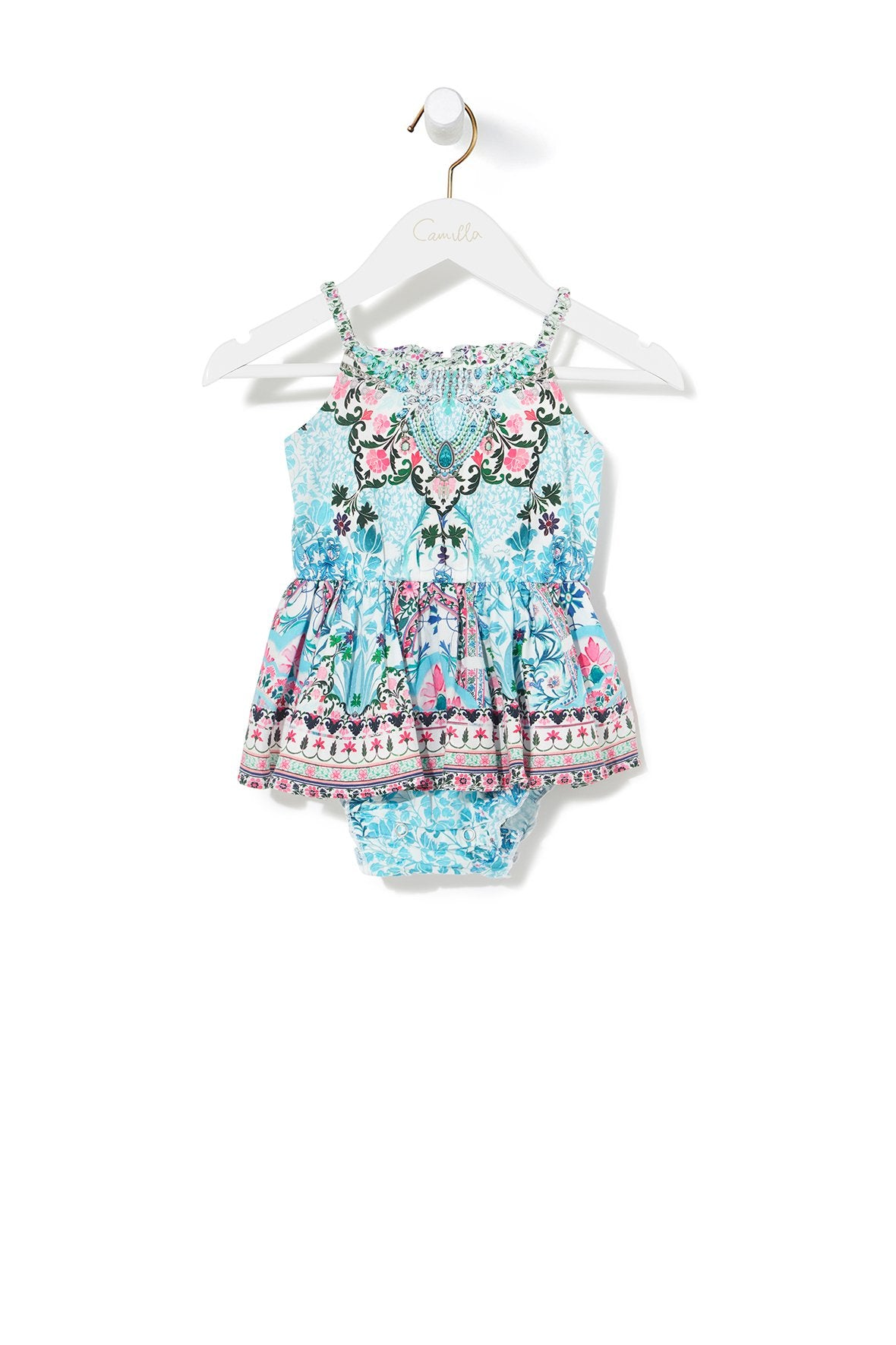 LOVERS RETREAT TODDLERS JUMP DRESS