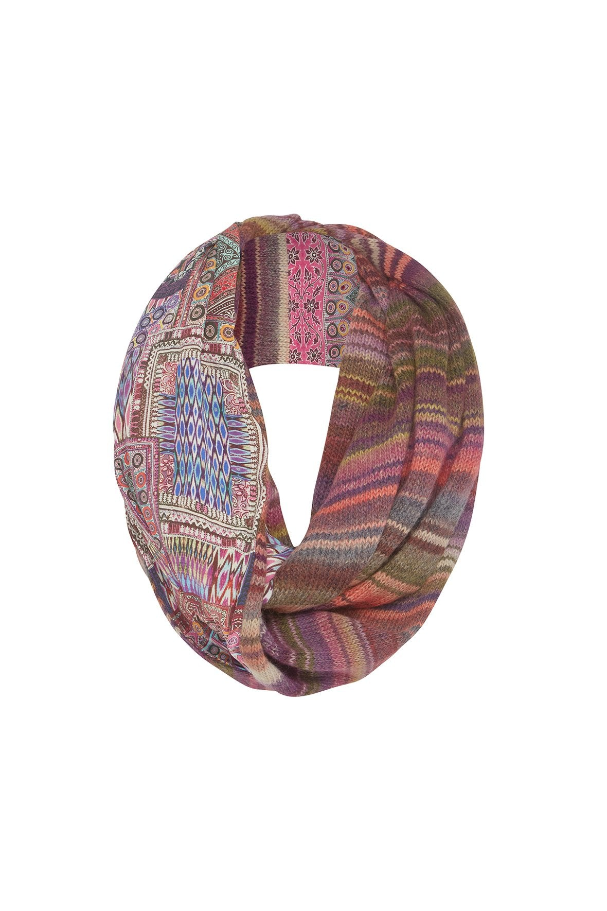 THE JAIPUR FOUR DOUBLE SIDED SCARF