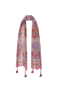 THE JAIPUR FOUR LONG SCARF