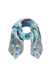 TURN ON THE CHARM LARGE SQUARE SCARF