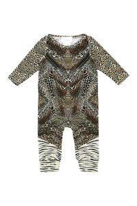 CAMILLA THE BODYGUARD BABIES FULL LENGTH ONESIE