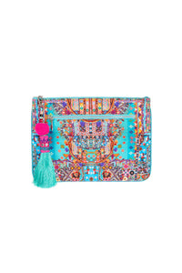 CANVAS OF COLOUR SMALL CANVAS CLUTCH
