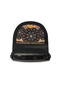CHAMBER OF REFLECTIONS SMALL EVENING BAG