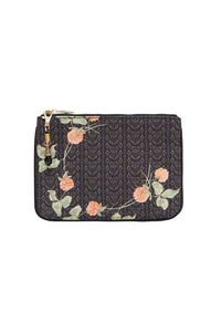 CAMILLA COIN AND PHONE PURSE PROVINCIAL PETAL