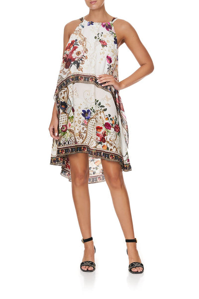 DOUBLE LAYER SHORT DRESS FAIRY GODMOTHER