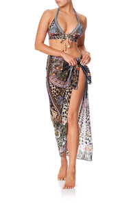 LONG SARONG MARAIS AT MIDNIGHT