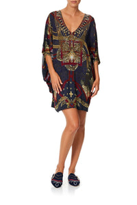 BAT SLEEVE DRESS THIS CHARMING WOMAN