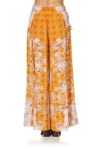 FLARES WITH LACE UP SIDE MARRAKESH MAIDEN