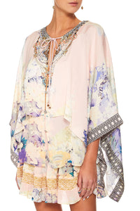 CAMILLA HARAJUKU HEIRESS SHEER LAYERED TOP