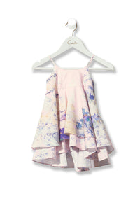 CAMILLA HARAJUKU HEIRESS BABIES RUFFLE HEM DRESS