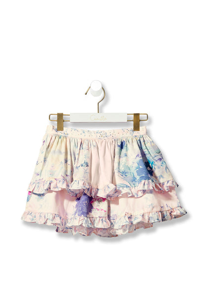 CAMILLA HARAJUKU HEIRESS DOUBLE LAYER FRILL SKIRT