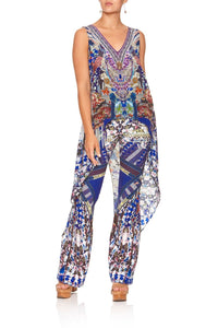 HIGH WAIST FLARED TROUSER DARLING'S DESTINY