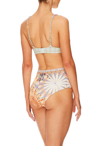 CAMILLA FOR THE FANS HIGH WAISTED BRIEF