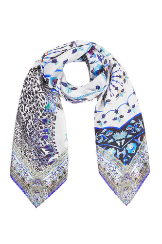 IN THE CONSTELLATIONS LARGE SQUARE SCARF