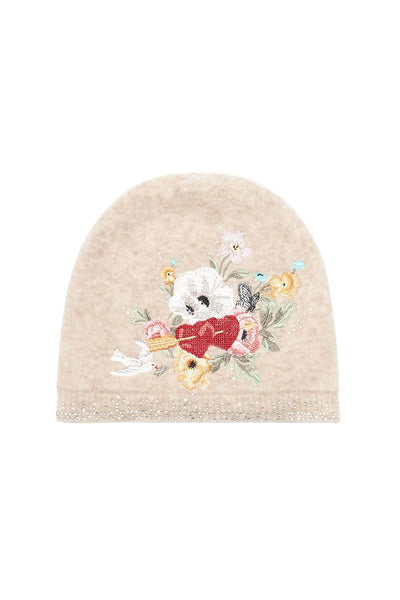 KNIT BEANIE JARDIN POSTCARDS