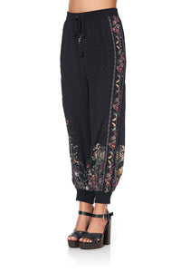 PANELLED DRAWSTRING TROUSER RESTLESS NIGHTS