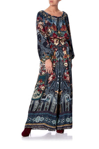 JUMPSUIT WITH BLOUSON SLEEVE HOTEL BOHEME