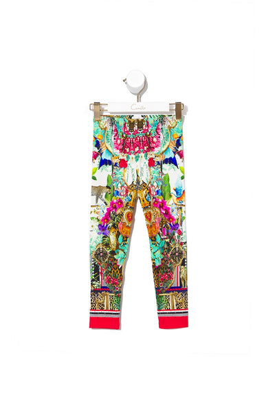 KIDS LEGGINGS CHAMPAGNE COAST