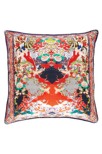 CAMILLA GEISHA GIRL LARGE SQUARE CUSHION