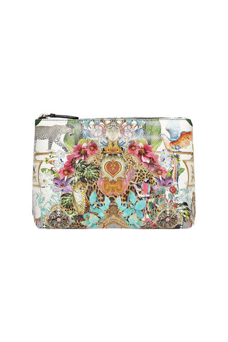MAKE UP POUCH CHAMPAGNE COAST