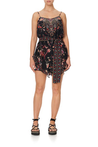 LAYERED PLAYSUIT A GIRL LIKE YOU
