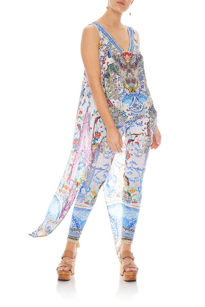 CAMILLA LEGGINGS GEISHA GATEWAYS