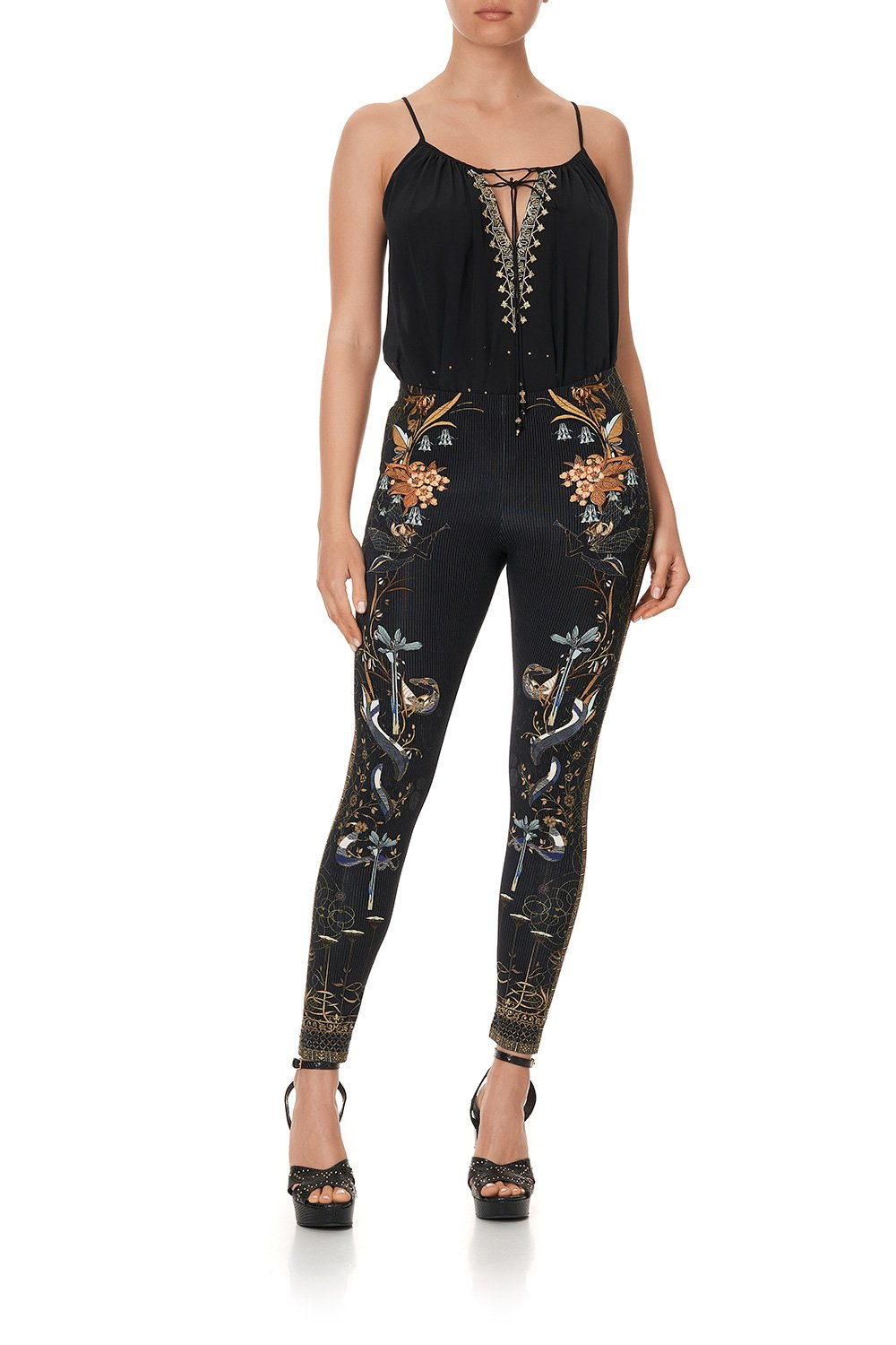 LEGGINGS THE JEWELLED ARROW